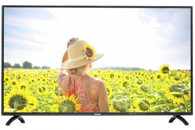Телевизор HARPER 40F660TS Smart TV