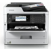 МФУ Epson WorkForce WF-M5799DWF (220V)